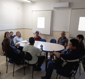 Conselho gestor - 3a reunião